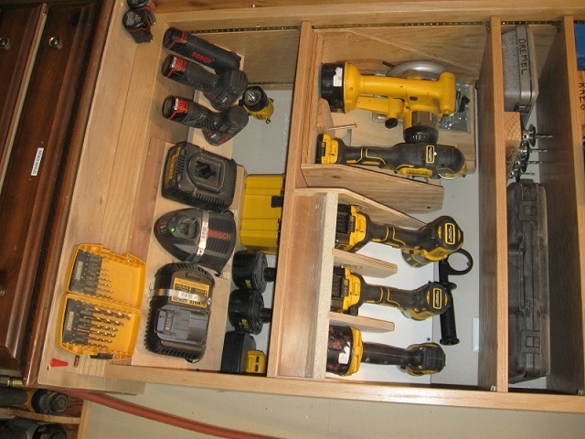 Unique Storage Solutions In Your Workshop Tool Talk