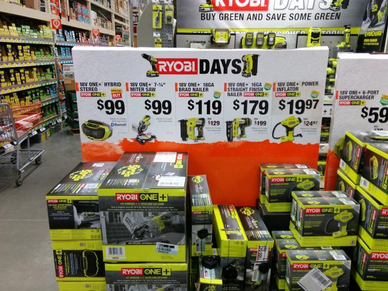 If you need outdoor furniture you may also want to check out Home Depot's  Special Buys like this seven piece patio dining set for $99.